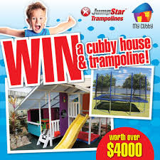 win the ultimate kid friendly backyard makeover a brand new cubby