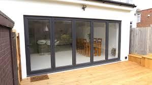 Patio Bi Folding Doors Best Of Exterior Bifold Doors With Folding Patio Glass Doors