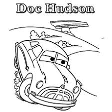 Top 10 Free Printable Disney Cars Coloring Pages Online Cars Coloring Pages
