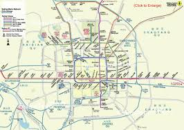 Beijing Map Beijing Subway Maps Metro Lines And Stations