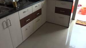 modular kitchen in gorwa area in double colour combination ritesh