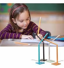 Natural Light Desk Lamp by Eyesight Protection Led Reading Lamp Foldable Desk Lamp 5000k