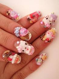 hello kitty nail art trend ideas 2012 nails u003c3 pinterest