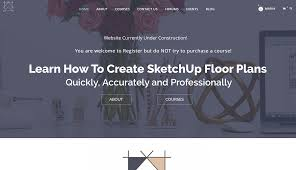 how to do floor plans drawing floor plans with sketchup hub a review
