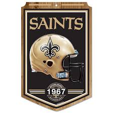 New Orleans Saints Rugs New Orleans Saints Est 1967 With Helmet Wooden Sign