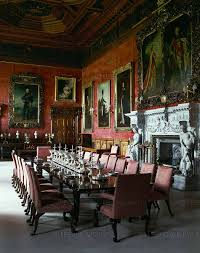 baroque interiors palaces 18th alnwick castle love that fireplace