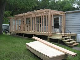 mobile home sunroom during work i have done pinterest