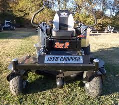 dixie chopper zee 2 2354ko zero turn mower 54