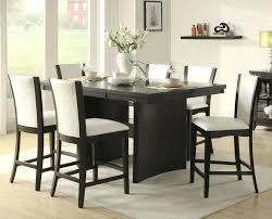 Countertop Table And Chairs  Theltco - Counter height dining table crate and barrel