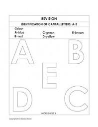 kindergarten alphabet worksheets kindergarten alphabet