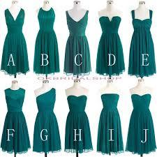 teal bridesmaid dresses mismatched bridesmaid dress teal bridesmaid dress chiffon