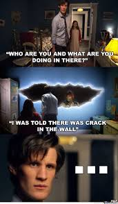 Who Meme - the crack doctor who know your meme