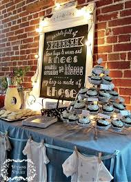 Baby Shower Centerpiece Ideas For Boys by Best 25 Baby Shower Clothesline Ideas On Pinterest Message For