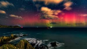 The Southern Lights Southern Lights Delight New Zealand For The Second Night In A Row