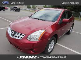 nissan rogue reviews 2013 2013 used nissan rogue fwd 4dr s at landers chevrolet serving