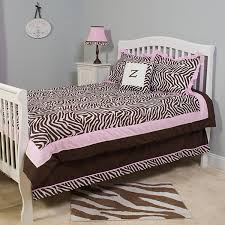 Zebra Bedroom Set Zara Zebra Bedding Set