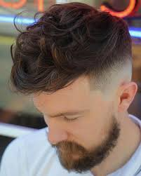 wavy hairstyles for men 2017
