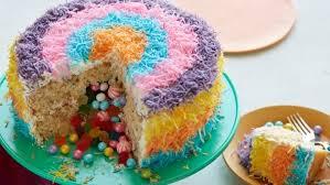 Celebration Cakes 31 Super Impressive Celebration Cakes Recipes Food Network Uk
