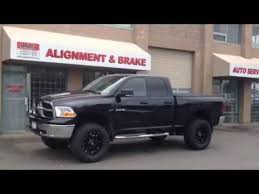 dodge ram 1500 6 inch lift kit pro comp 6 lift into a dodge 1500 at dales auto service surrey
