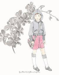 481 best sketches children trends u0026 illustrations images on