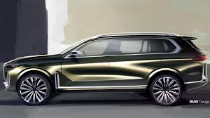 bmw minivan concept bmw x8 under consideration could be brand u0027s most expensive model