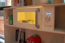 ikea kitchen cabinets microwave a microwave interface for the ikea duktig kitchen