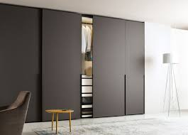 Interior Design Sliding Wardrobe Doors by The Ghost Corner Wardrobe From Jesse Furniture Italy Has Gorgeous