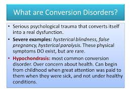 Hysterical Blindness Definition Personality Adjustment And Conflict Self Defense Mechanisms Ppt