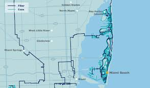 Area Code Map Florida by Carrier Network Coverage Atlantic Broadband