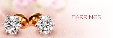 gold second studs diamond earrings diamond stud earrings diamond earring designs
