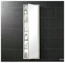 white framed recessed medicine cabinet recessed medicine cabinet white s white wood framed recessed