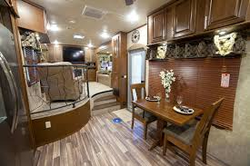 Camper Interior Decorating Ideas by Front Living Room 5th Wheel Interior Decorating Ideas Best Modern