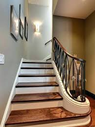 Ideas For Staircase Walls Pictures On Stair Wall Wooden Stairs Ideas Stair Wall Light And