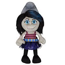 amazon com smurfs 2 vexy bean bag plush toys u0026 games