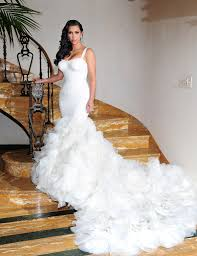 wedding dress vera wang the journey of vera wang wedding dresses interclodesigns