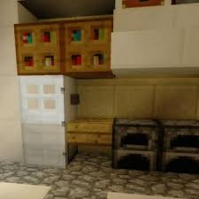 minecraft furniture kitchen minecraft fridge check out our website to find out how to it