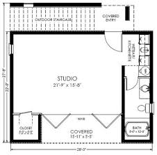Studio Plans by I Would Love This Floor Plan For The Guest House Home