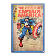 Captain America Bedroom by Captain America Comic Book Wall Plaque Kirklands