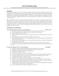 interior design resume summary eliolera com