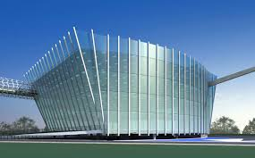 office building with glass exterior 3d model cgtrader