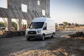 ford transit off road blog
