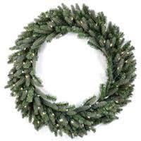 prelit wreaths 30 inch