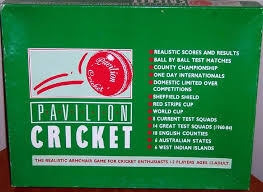 Armchair Cricket Pavilion Cricket Board Game Boardgamegeek
