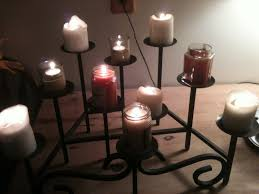 breathtaking candle fireplace screen pictures decoration and