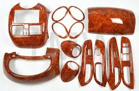 Car Decoration Accessories Best Selling Carbon Fiber Trim Car Interior Decoration And