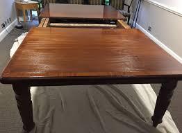 Mahogany Boardroom Table Mahogany Boardroom Table Matthews Restoration