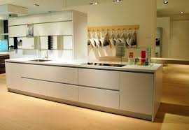 Virtual Kitchen Designer White Cabinetry With Drawers And Lockers Storages In Virtual