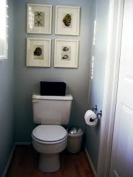 small old bathroom decorating ideas features gray stained wall and