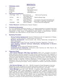 Resume Sample Biography Template by Template Examples And Personal Biography Sample Example