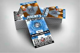 baby shower sports invitations sports invites north carolina tar heels basketball sports ticket